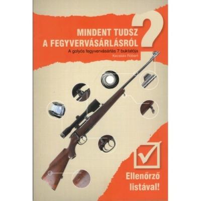 Kecskés Róbert: Mindent tudsz a fegyvervásárlásról?