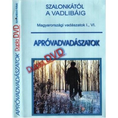 Dr. Ignácz Magdolna: Szalonkától a vadlibáig (dupla) DVD