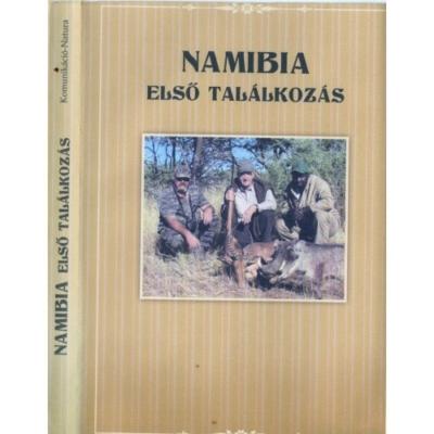 dr. Ignácz Magdolna: Namíbia - első találkozás DVD
